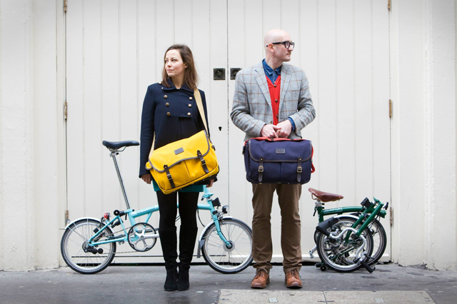 gamebag de brompton